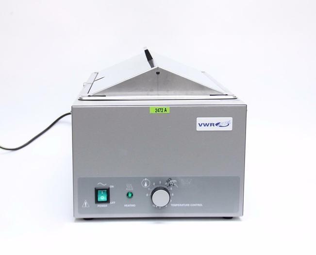 Used VWR 1213 Heated Water Bath 18.5 L (2472A)