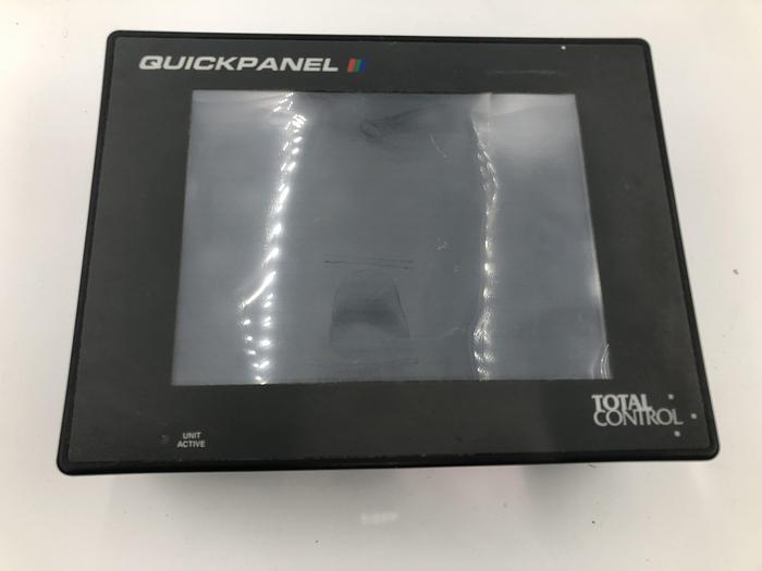 Used TOTAL CONTROL PRODUCTS INC QUICKPANEL