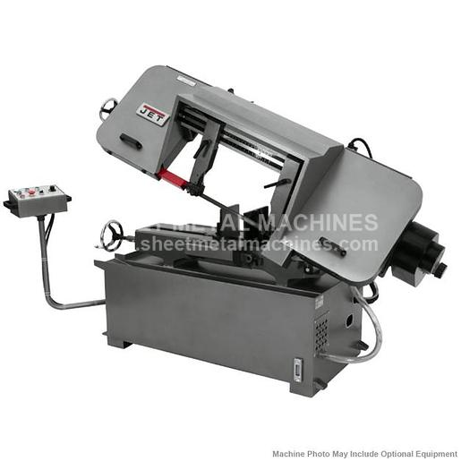 JET J-7060 Semi-Automatic Horizontal Bandsaw 414476