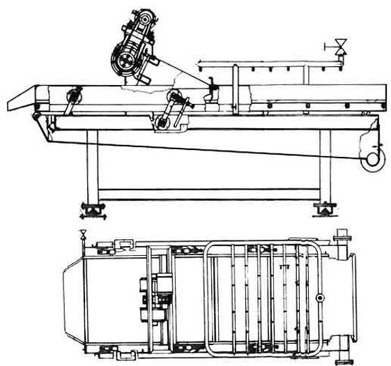 Używane Płuczka wibracyjna prod. węgierskiej - KSZB-12A