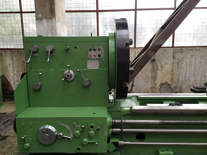 1980 Engine Lathe SARO SP1250x3000