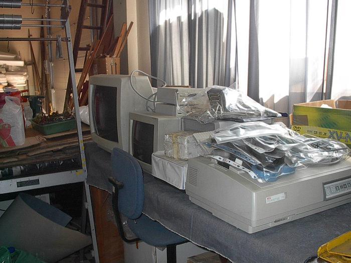 Gebraucht 2004 MECMOR   TEJ Musterungsanlage