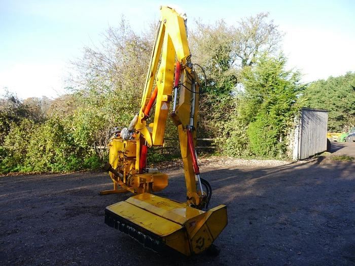 Used Twose 600SI Hedge Cutter