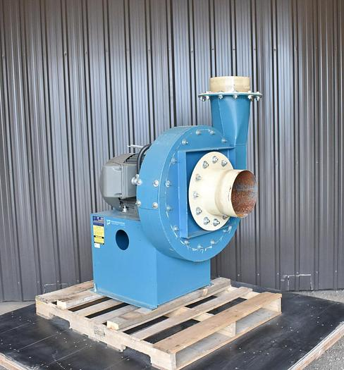 Used USED TWIN CITY CENTRIFUGAL FAN, 25 HP