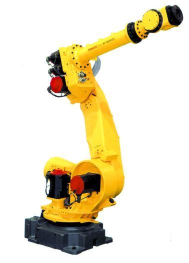 FANUC R2000iA/165F ROBOT W/RJ3iB CONTROLLER