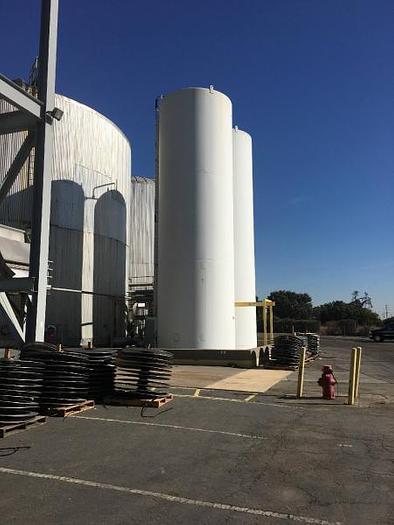 30,000 gallon Stainless Steel Storage Tank Silos
