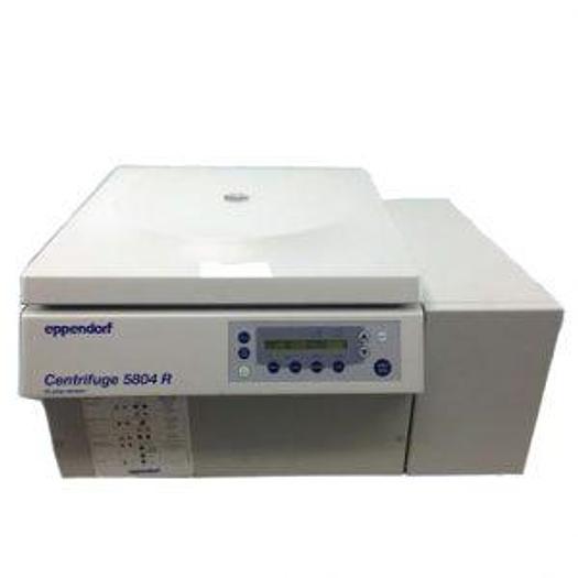 Used Eppendorf 5804 (R) Centrifuge