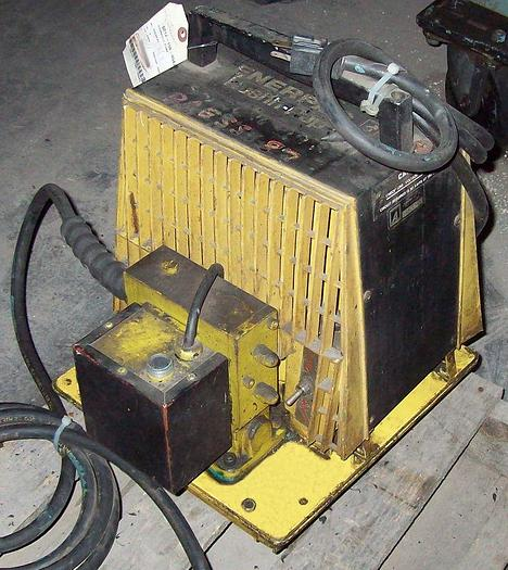 Used Enerpac Model PER-2031 Hydraulic Unit; 10,000 psi