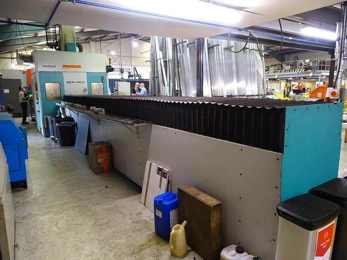 Used 2000 HANDTMANN PBZ NT 600 AS Machining center