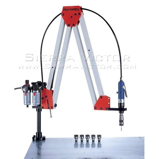 PALMGREN Shop Tap Pneumatic Tapping Machine 9680401
