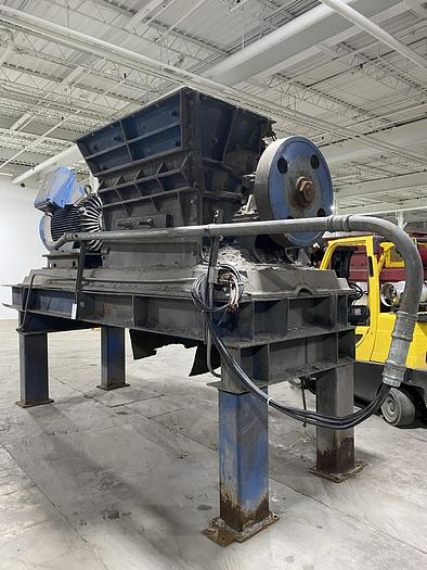 Used AMERICAN PULVERIZER 4800 TYPE STT ROLLING RING SCHREDDER (On Hold)