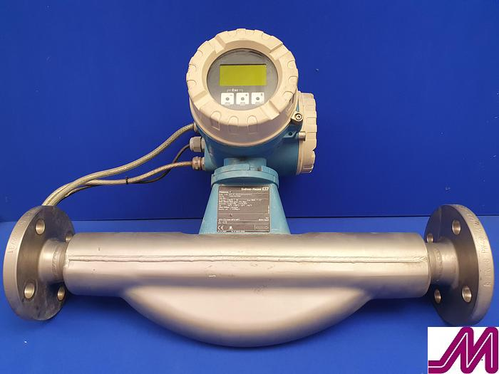 """Used Endress & Hauser Promass 83F 1 1/2"""" Mass Flow Meter"""