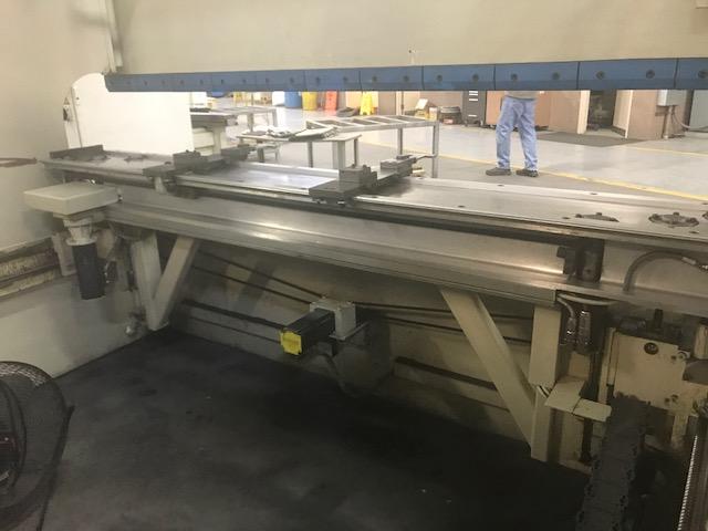 150 Ton LVD CNC Hydraulic Press Brake