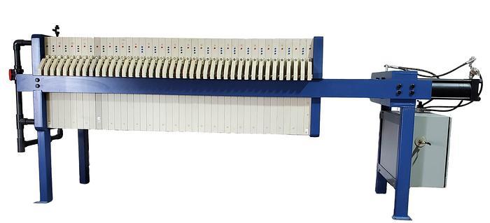 FP-020-0800-P: Filter Press 20 Cubic Feet - 800mm CGR
