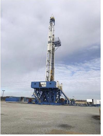 Used 2004 Houston System Drilling Rig