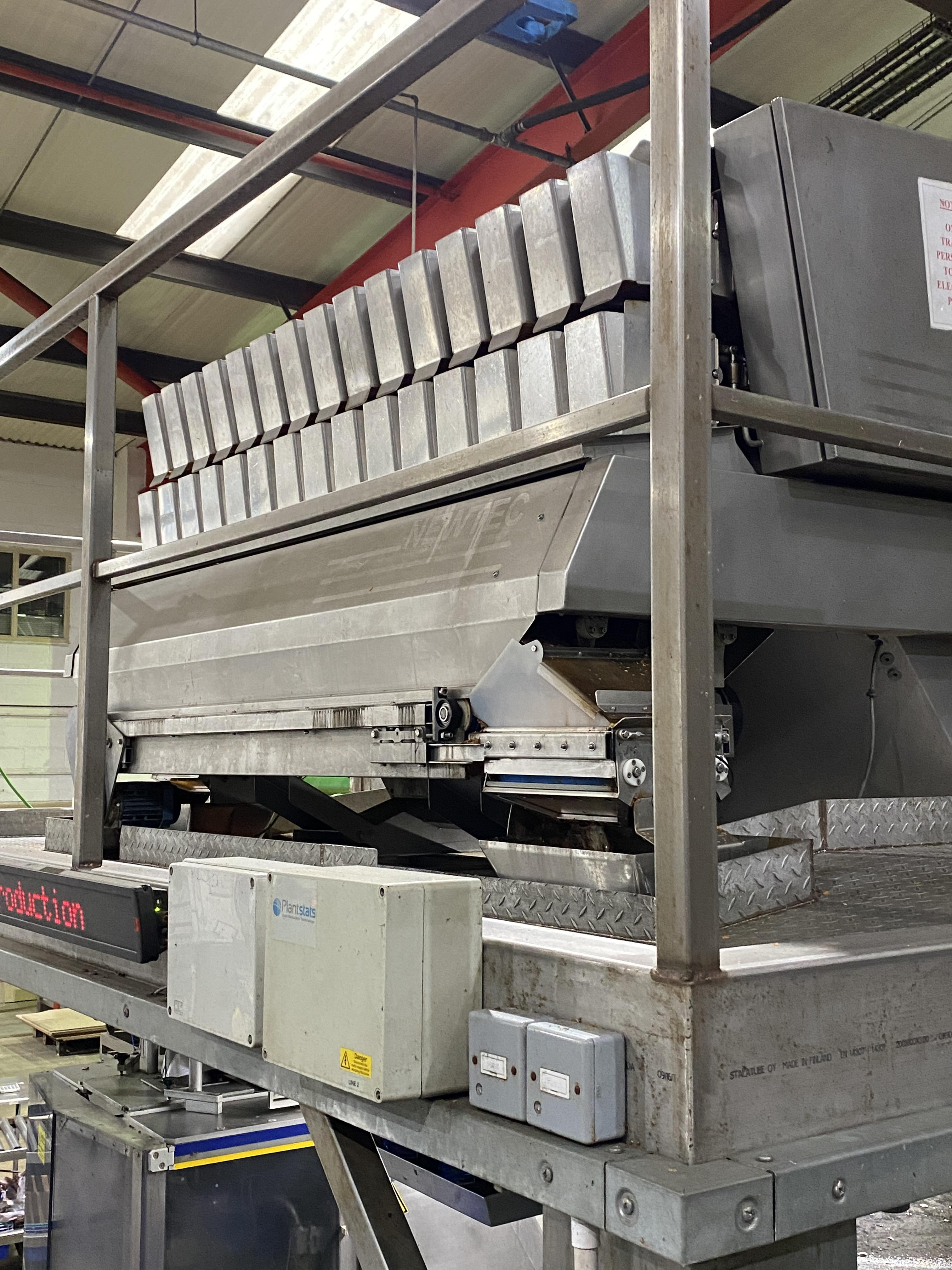 Used Newtec 4015 B2G with
