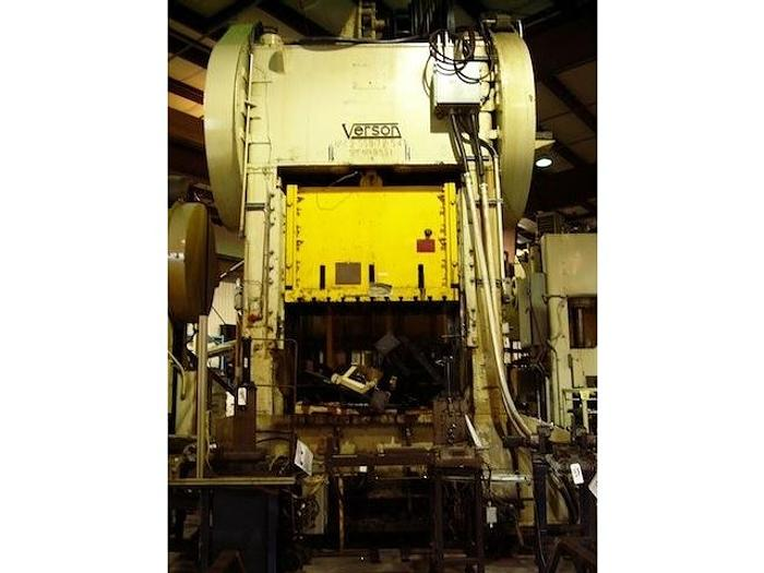 "500 ton Verson 72""x54"" Used Stamping Press"