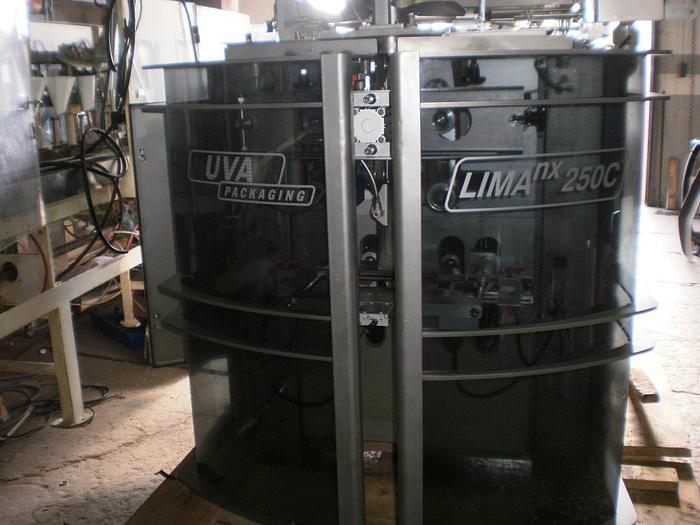 Used 2006 UVA LIMA NX 250C