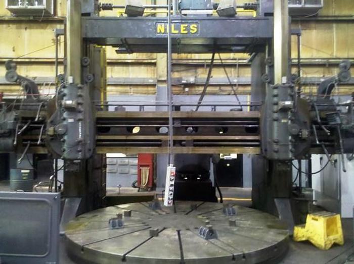 """Used Niles DZK 4000, Swing 150"""", 84"""" H/UR ID17324"""