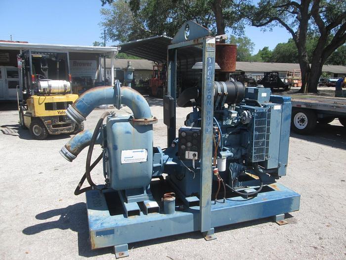 """Used 2011 Thompson 6"""" Trash Pump"""