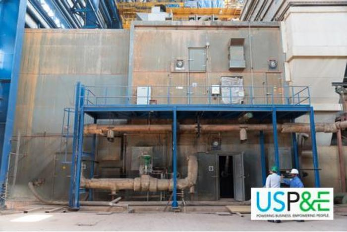 2,250 MW 2011 New GE Frame 9F Natural Gas Generator
