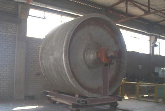 """Used 142"""" DIA X   85"""" FACE VOITH 114 PSI YANKEE DRYER"""