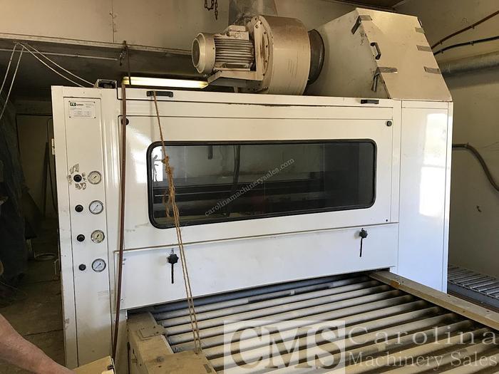 FK System  Spray Machine with Dryer