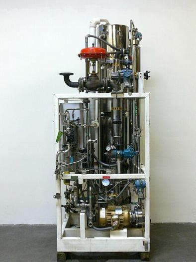 Used Meco CS1700 Pure Steam Generator 400 lbs/hr Capacity  125 psi @ 350F
