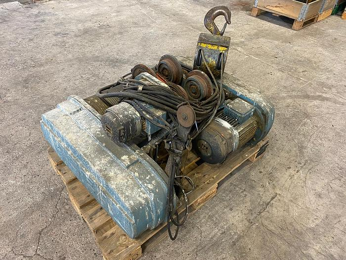 Used ASEA, Hoist 3,2 t