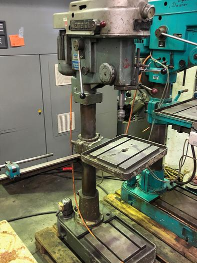 Säulenbohrmaschine ALZMETALL AB 3 SV