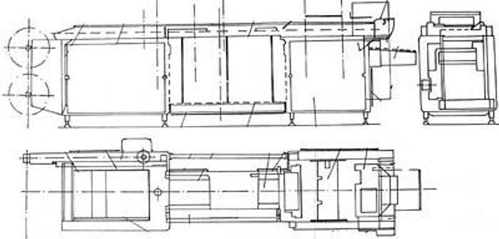 Używane Automat pakujący typ XAG-44