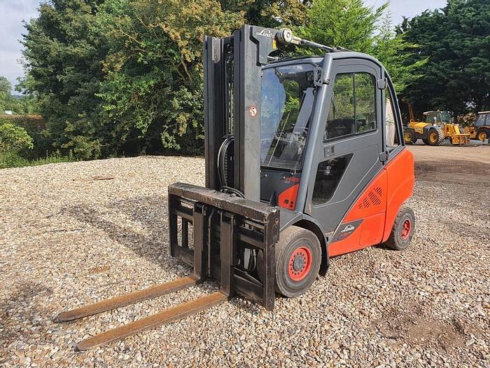 Used Linde H35 EVO Forklift
