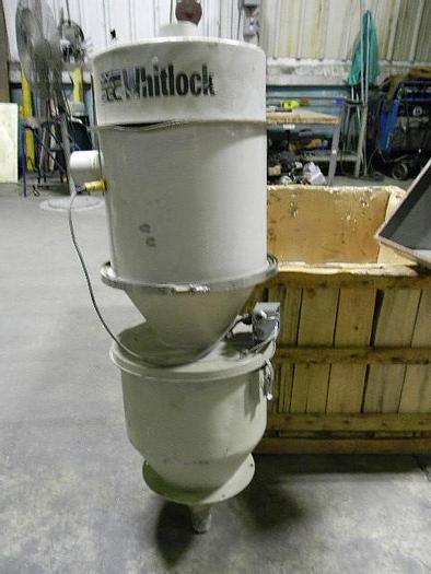 Used AEC Whitlock Vacuum Receiver