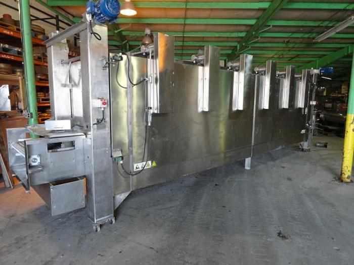 Used Air Products Z Freeze Tunnel; Md#15X0.700