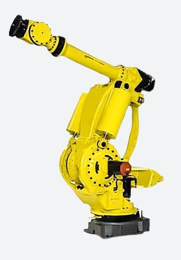 Used FANUC M900iA/600 6 AXIS CNC ROBOT WITH R30iA CONTROLLER
