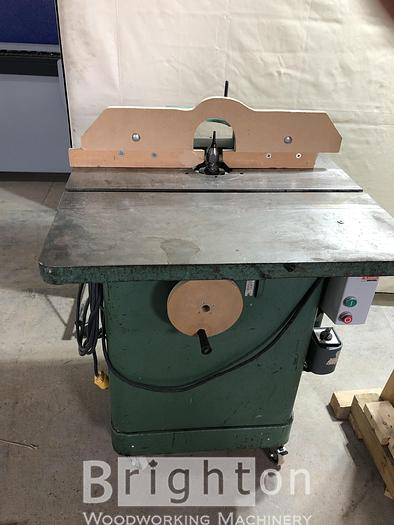 Used unknown brand used 3hp shaper