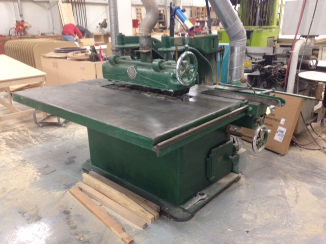 Deihl Model 55 Straight Line Rip Saw In Denver Colorado