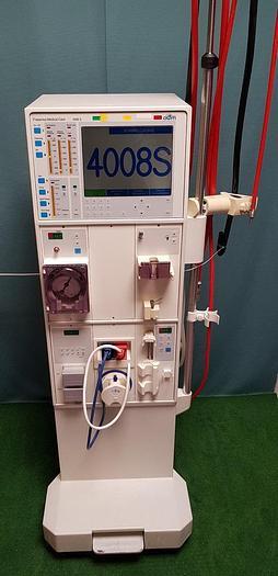 Gebraucht Fresenius 4008 S Hämodialysegerät