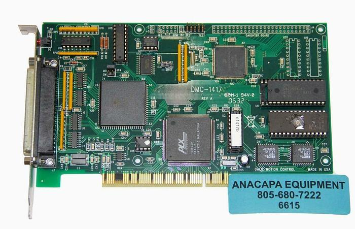Used Galil DMC-1417 Rev A 1-Axis Motion Control Card Daughter Board AT-1066 (6615) W