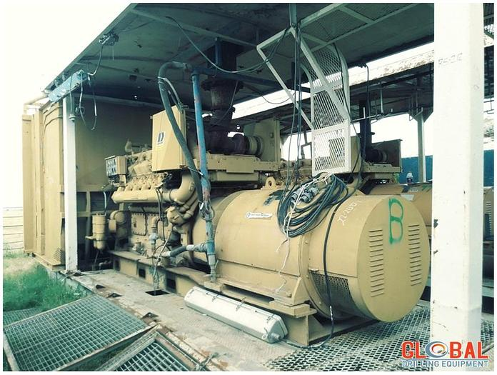 Used Item 0798 : Kato Engineering 800KW Generator
