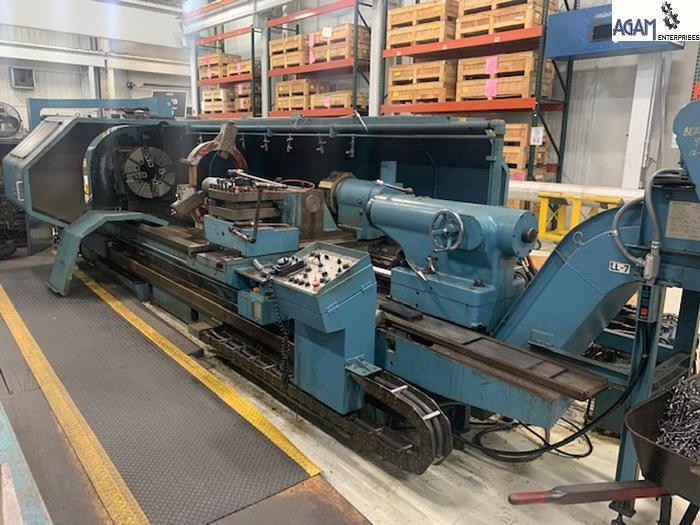 Used Mori Seiki LL7 Oil Country CNC Lathe Machine
