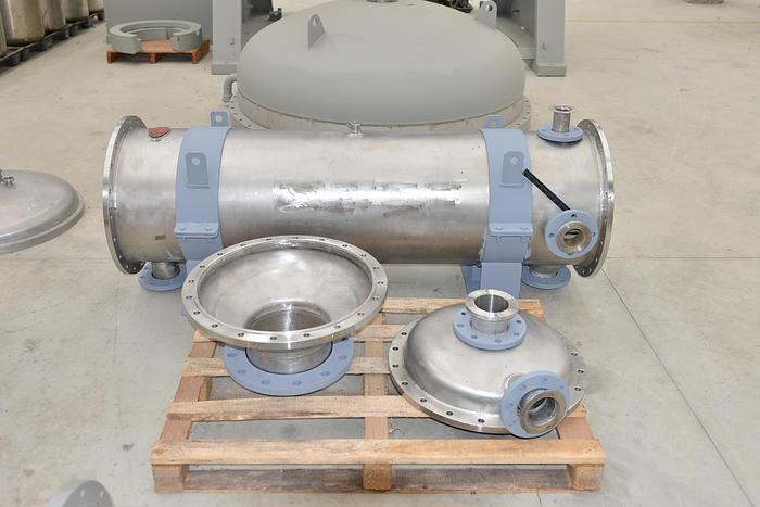 Usata Scambiatore di calore Francesco Gadda da 20 metri quadrati