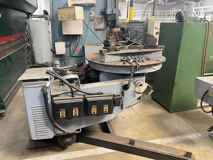 Used Ransome 30P 3000 lbs. Welding Positioner #5890