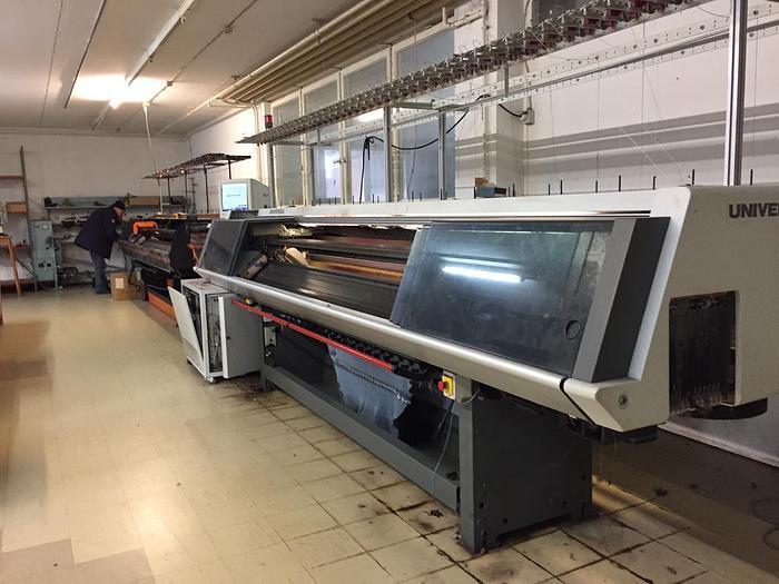Flachstrickmaschine UNIVERSAL  MC 740 PJ E08/228