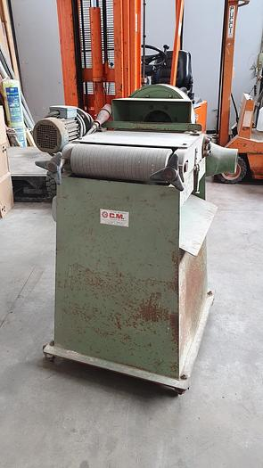 Used FOOT LEVELLER DRY GRINDING MACHINE