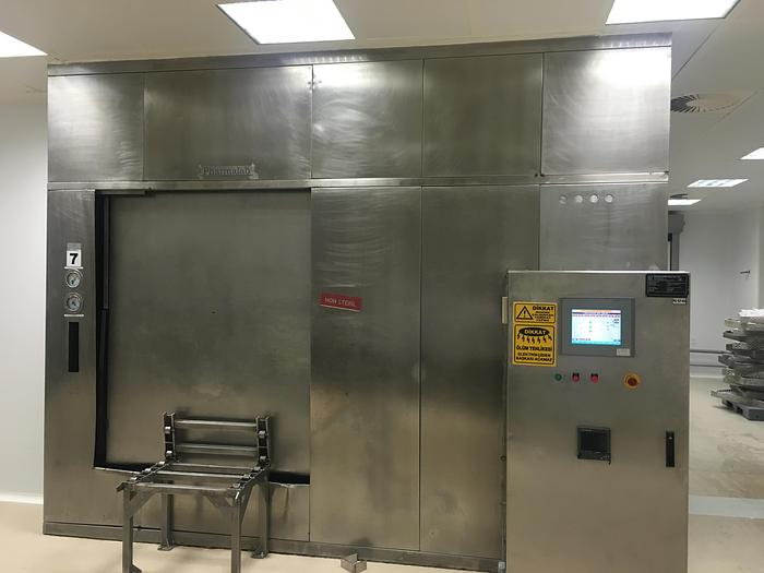 Used Pharmalab Autoclave