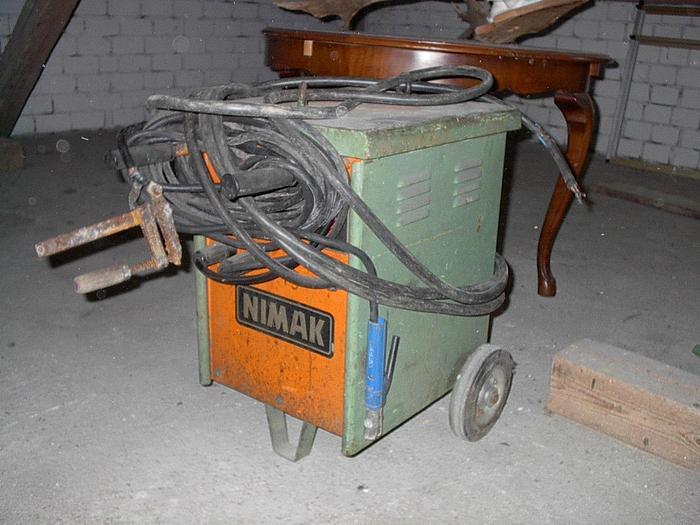 Gebraucht E-Schweißgerät  NIMAK T 220 K