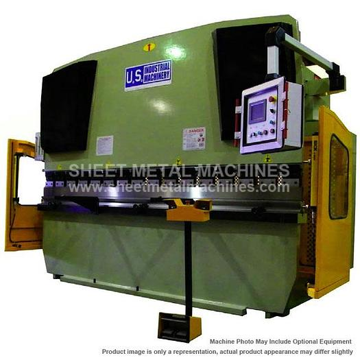 U.S. INDUSTRIAL CNC Hydraulic Press Brake USHB125-10