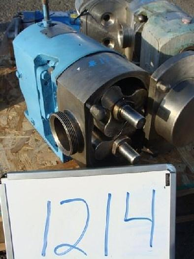 "Used G&H 3"" Positive Displacement Pump"
