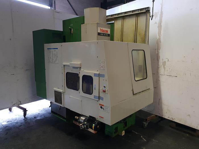CNC machining center Mazak VQC 15/40